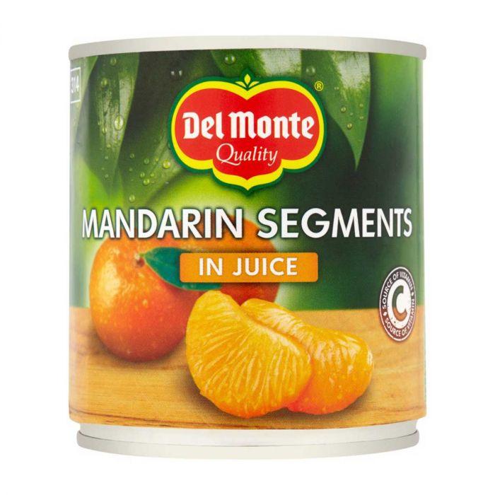 Del Monte 298g Mandarinkylftor i juice