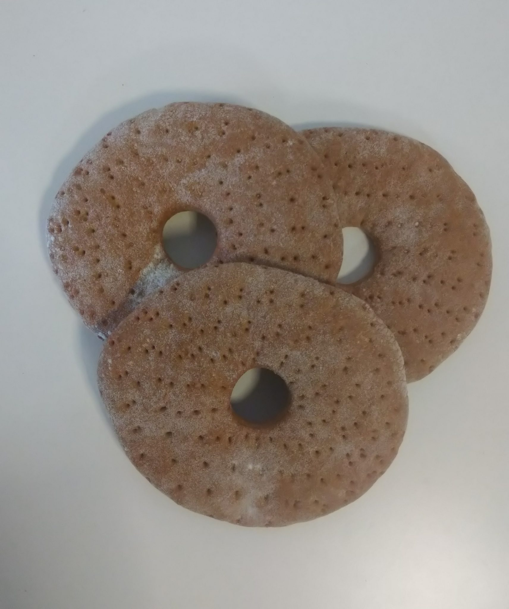 3 Rågblandbröd
